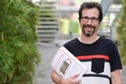 Thomas Schweizer setzt sich beruflich und politisch für Präzision ein. (Bild: Donato Caspari)
