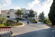 Caritas Baby Hospital in Bethlehem (Bild: PD)