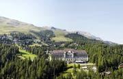 Hotel Suvretta House in St.Moritz (Bild: PD)