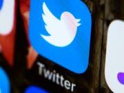 Der Twitter-Konzern hat tausende von Accounts gelöscht, die mit staatlichen Aktivitäten der Islamischen Republik Iran in Verbindung stehen sollen. (Bild: KEYSTONE/AP/MATT ROURKE)