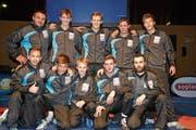 Die Mannschaft des RC Oberriet-Grabs ist bereits für die Herausforderung Swiss Cup. (Bild: PD)