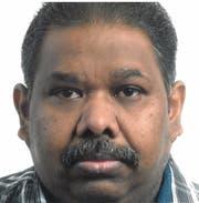 Wird seit dem 10. Juni vermisst: Sabanathan Thavaseelan. (Bild: Luzerner Polizei, 13. Juni 2019)