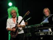 Queen-Gitarrist Brian May und Yes-Star Rick Wakeman gehören zu den Stargästen am Starmus-Festival. (Bild: ZvG durch PR Compresso)
