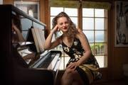 Die Musicalschul-Absolventin Sarah-Louisa Rohrer. (Bild: Benjamin Manser)