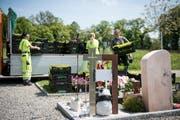 «Unsere Gräber sind besonders schön», sagt Joanna Zingg.