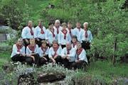 Nebst anderen Liedern wird das Jodelchörli Isenthal ihr neues Stück «Alpärosä» zum allerersten Mal aufführen. (Bild: PD)