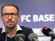 Marco Streller nicht mehr länger Sportchef des FC Basel (Bild: KEYSTONE/PATRICK STRAUB)