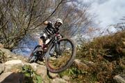 Die Regierung bejaht die gemeinsame Nutzung von Wegen durch Wanderer und Biker. (Bild: inigocia - Fotolia)