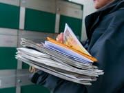 Liebesbriefe aus der Untersuchungshaft an die Ehefrau können beeinflussen, hat das Bundesgericht entschieden. (Bild: KEYSTONE/GAETAN BALLY)