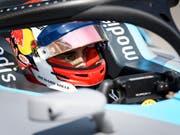 Formel-E-Fahrer Sebastien Buemi wird 2020 kein einziges Schweizer «Heimspiel» haben (Bild: KEYSTONE/ANTHONY ANEX)