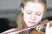 Solistin Lara Boschkor. (Bild: PD)