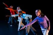 Das Stück «Alright Love» war auch in der verkürzten Fassung ein absolutes Highlight von «Kulturerbe, tanz!». (Bild: Ingo Höhn / PD, 15. Juni 2019)