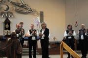 Die einstige Flawilerin Margrit Mettler organisierte die Orpheus-Tournee und das Abschlusskonzert in Magdenau.
