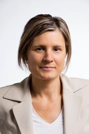 Barbara Steinemann. (Bild: Key)