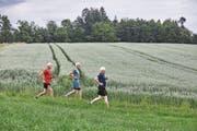 Die Mehrheit der Älteren bezeichnet ihren Gesundheitszustand als gut. (Bild: Christoph Schürpf/Key)