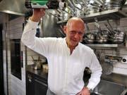 Kochen mit Olivenöl, das kann er: 2016 wurde Philipp Tresch zum Olivenölkoch des Jahres ausgezeichnet. (Bild: PD)