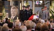 Walter Lübcke wurde am 2. Juni ermordet. (Bild: Photo by Sean Gallup/Getty Images)