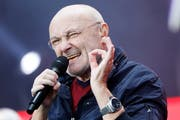 Voller Inbrunst singt Phil Collins einen seiner vielen Hits. (Bild: Andre Albrecht)