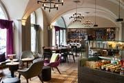 Wurde für den Best of Swiss Gastro Award nominiert: Das Ristorante Locanda Ticinese in Luzern. (Bild: PD)