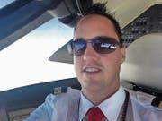 Manuel Grämiger fliegt mit dem Rega-Ambulanzjet um die ganze Welt. (Bild: PD)