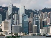 Die Grossbank Credit Suisse ist in Hongkong mit rund 360'000 Franken gebüsst worden. (Bild: KEYSTONE/ALESSANDRO DELLA BELLA)