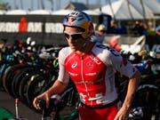 Daniela Ryf gewinnt in Rapperswil-Jona zum 6. Mal in Folge den Ironman 70.3 Switzerland (Bild: KEYSTONE/FRE132414 AP/MARCO GARCIA)