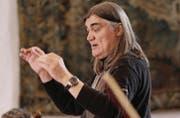 Dirigent mit Temperament: Robert Bokor. Bild: Martin Preisser