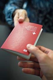 Auch die Schweiz produziert Staatenlose. (Bild: Michel Canonica)