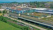 In der Gossauer Zentrale der Migros Ostschweiz soll effizienter gearbeitet werden. Dafür werden 90 Arbeitsplätze abgebaut. (Bild: PD)