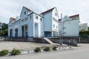 Das Gebäude der Kantonspolizei Innerrhoden in Appenzell, wo sich auch das Bezirksgericht befindet. (Bild: Hanspeter Schiess)