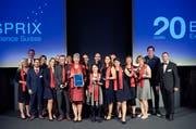 Die Rodtegg-Stiftung wurde als Finalist ausgezeichnet. (Bild: PD)
