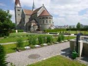 Der Friedhof Reussbühl (Bild: PD)
