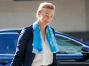 Neue Generalsekretärin des Europarats: Marija Pejcinovic Buric, seit 2017 kroatische Aussenministerin und stellvertretende Regierungschefin. (Bild: KEYSTONE/EPA/JULIEN WARNAND)