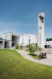 Die Kirche Peter und Paul feiert in diesem Jahr ihr 50-Jahr-Jubiläum. (Bild: Urs Bucher)