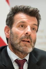 Staatssekretär Roberto Balzaretti. (Bild: Key)