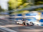 Rotes Licht vom Stadtrat und von der ETH: Auch 2020 findet in Zürich kein Formel-E-Rennen statt. (Bild: KEYSTONE/CYRIL ZINGARO)