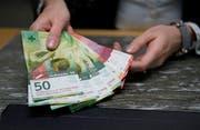 Die Gewinnsteuer in Nidwalden beträgt künftig 5,1 Prozent. Der Landrat hat die Teilrevision des Steuergesetzes verabschiedet. (Symbolbild Corinne Glanzmann)