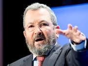 Ehud Barak Ehud Barak will bei der Parlamentswahl in Israel im September mit einer neuen Partei gegen Regierungschef Benjamin Netanjahu antreten. (Bild: KEYSTONE/ANTHONY ANEX)