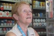 Jacqueline Tzikas, 56 Verkäuferin, Wittenbach