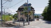 Der Bahnhofsumbau war der Auslöser für die IG-Gründung. (Bild: APZ)