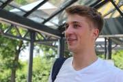 Rico Leuzinger, 21, Kaufmann, Abtwil