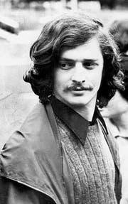 Willi Gerster um 1970 als feuriger Student und «Revoluzzer». (Bild: pd)