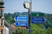 Der Thurgau beteilitgt sich nich an der geplanten Metropolitanregion St.Gallen-Bodensee-Rheintal. (Bild: Carolie Wenger)