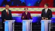 Wusste zu gefallen: Elizabeth Warren, Senatorin aus Massachusetts. (Bild: Keystone)