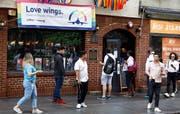 Das legendäre Stonewall Inn. (EPA/Justin Lane)