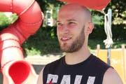 Philipp Mühlemann, 29, Sozialarbeiter, St.Gallen