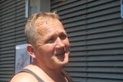 Ronny Schnurrenberger, 49, Montageleiter, Bernhardzell