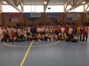 Grosser Aufmarsch in Seedorf - Am vergangenen Samstag ging das erste internationale Rollhockeyturnier über die Bühne. (Bild: PD)