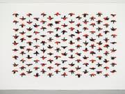 Das Werk «Postures» (2017) ist Teil der Ausstellung «Carmen Perrin - Reprends ton souffle» im Kunsthaus Grenchen. Die Schau dauert vom 30. Juni bis 22. September 2019. (Bild: Kunsthaus Grenchen / Carmen Perrin)