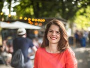 Übernimmt die Leitung der Solothurner Filmtage: die Journalistin, Autorin und Produzentin Anita Hugi. (Bild: Tim X. Fischer)